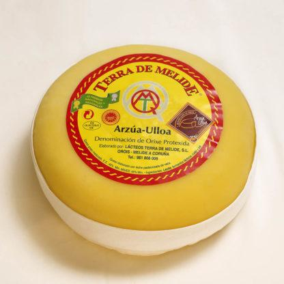 TERRA DE MELIDE - Queixo D.O.P Arzúa-Ulloa, 1.3 Kgr