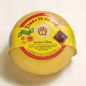 TERRA DE MELIDE - Queixo D.O.P Arzúa-Ulloa, 850 gr