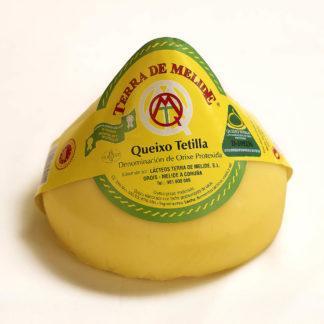 TERRA DE MELIDE - Queixo D.O.P. Tetilla