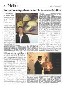 Cerne - nº 72 - enero, 2012