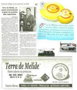 El Correo Gallego - 26 de noviembre, 2000